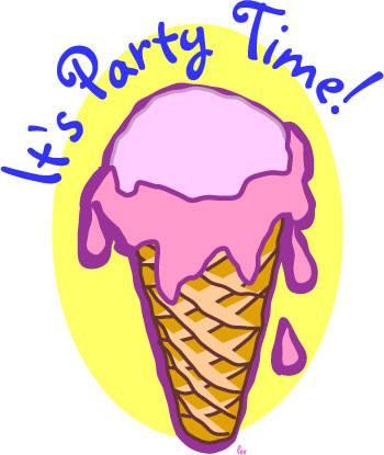 350x415 Ice Cream Sundae Clipart 11