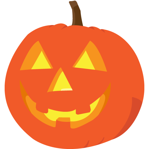 512x512 Jack O Lantern Friendly Jack Lantern Clipart Kid 2