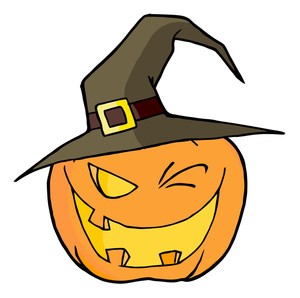 300x298 Halloween Clipart Image