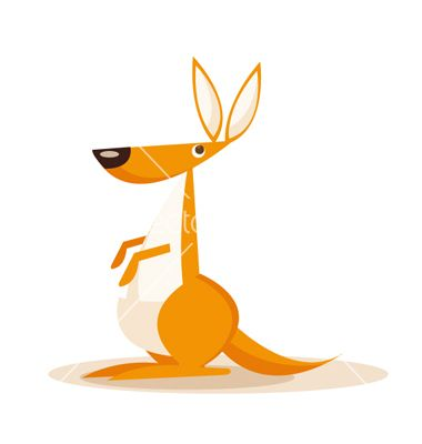 Images Of Kangaroo Clipart