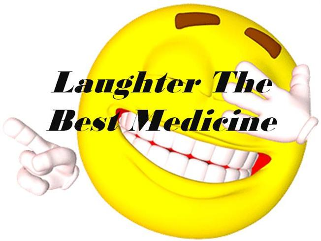 652x489 Laughter The Best Medicine Modified Authorstream