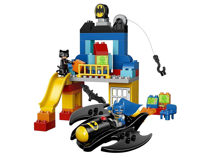 1500x1200 Lego Duplo Super Heroes Batcave Adventure 10545