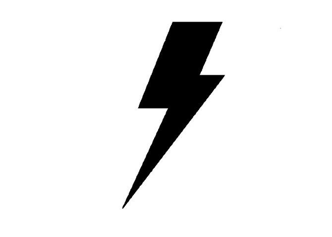 Images Of Lightning Bolts