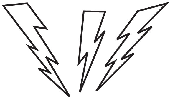 577x340 Graphics For Lightning Bolts Graphics