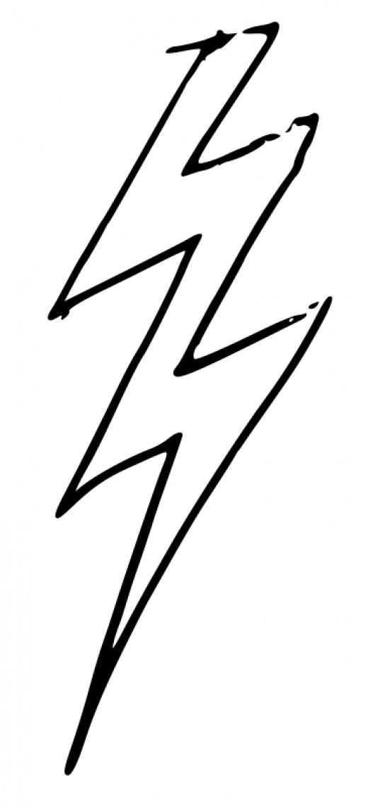 520x1140 Lightning Bolt Art