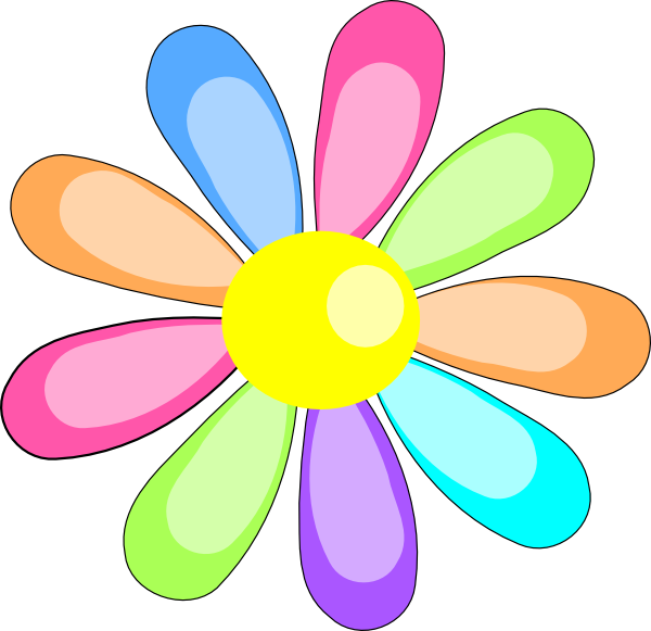 600x581 May Flowers Clipart Clipart Panda