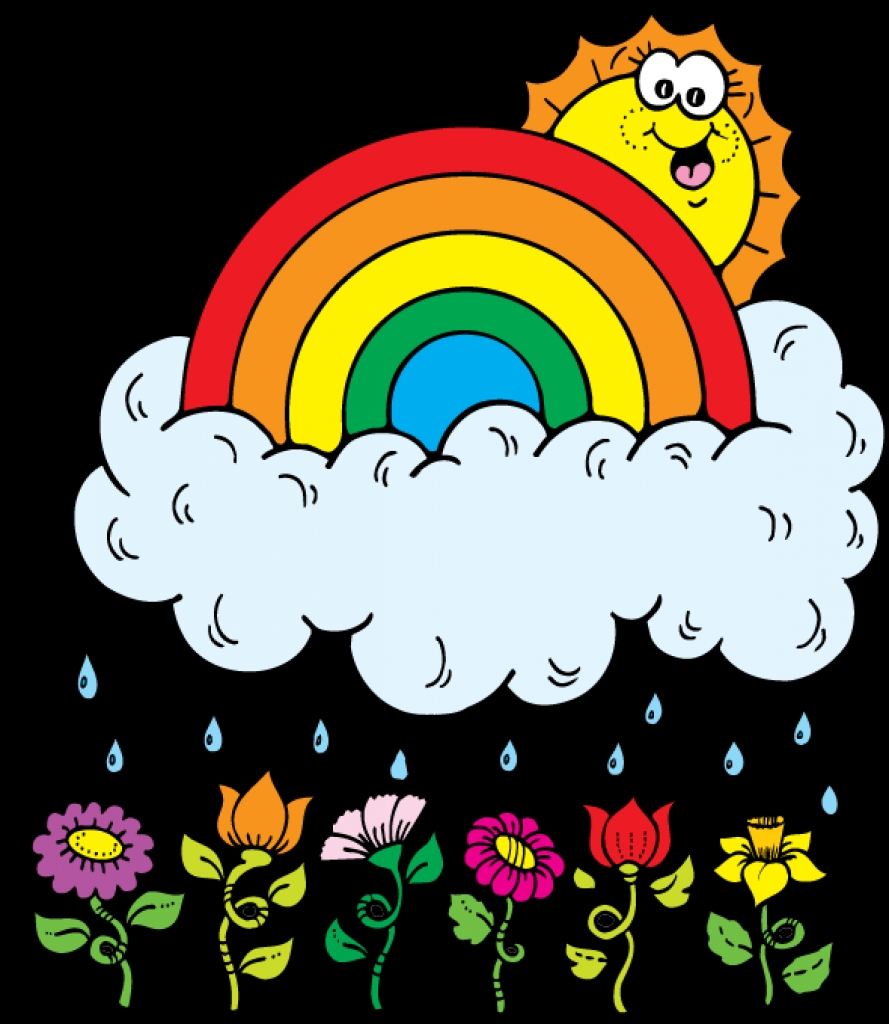 889x1024 April Showers Bring May Flowers Clip Art Free 7 Clipartingtop 20