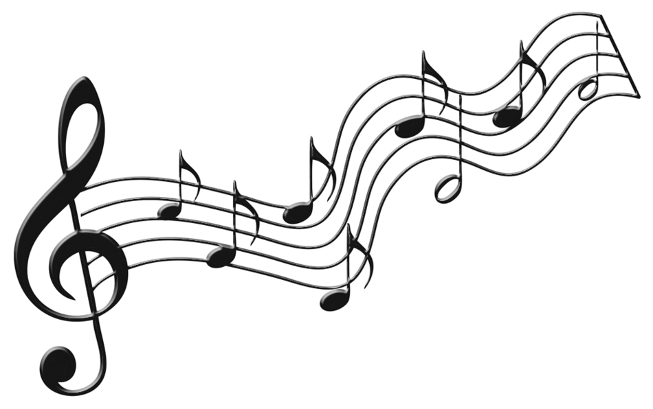 950x596 Music Notes Clipart