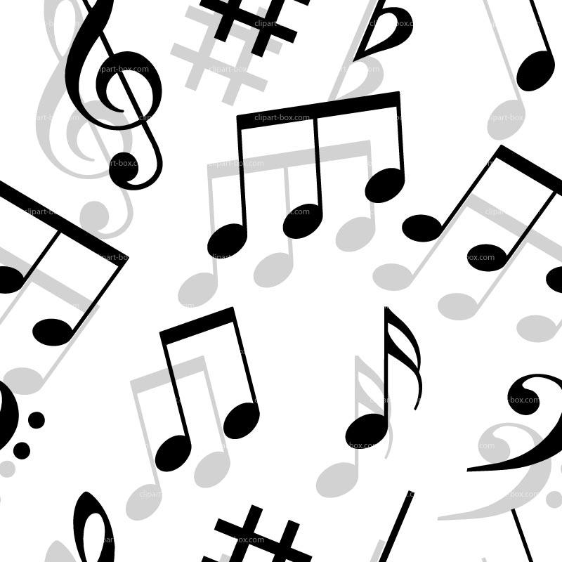 800x800 Top 72 Music Notes Clip Art