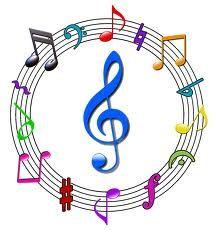 215x234 Colorful Music Notes Symbols Clipart Panda