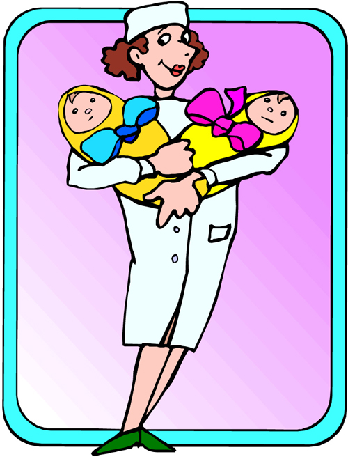 500x659 Nursing Family Cliparts 239912