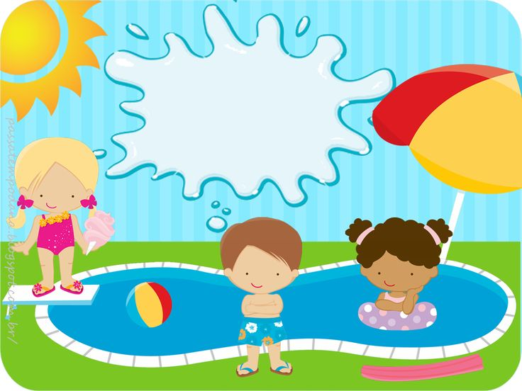736x552 125 Best Pool Party Images Pictures, Baby Art