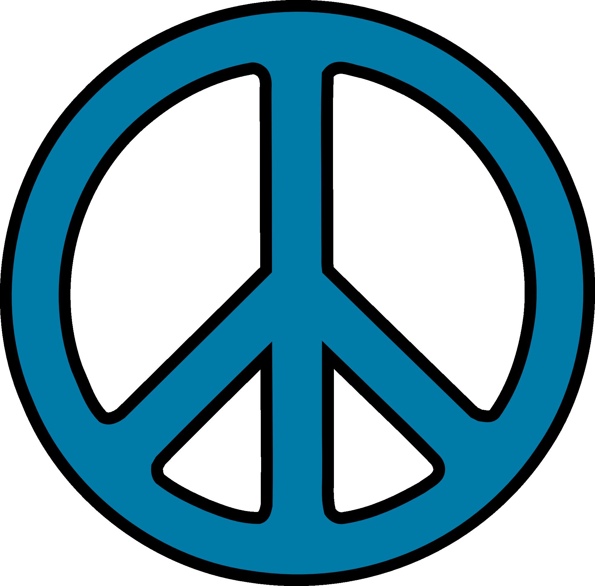 1969x1939 Peace Signs Clip Art Free Clipart Panda