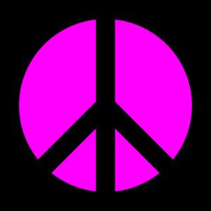 300x300 Peace Signs Clip Art