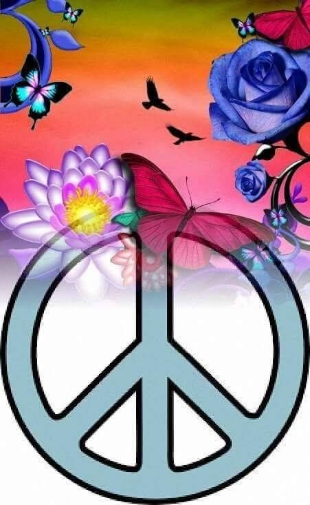 451x733 299 Best Peace Signs Images Mandalas, Caravan