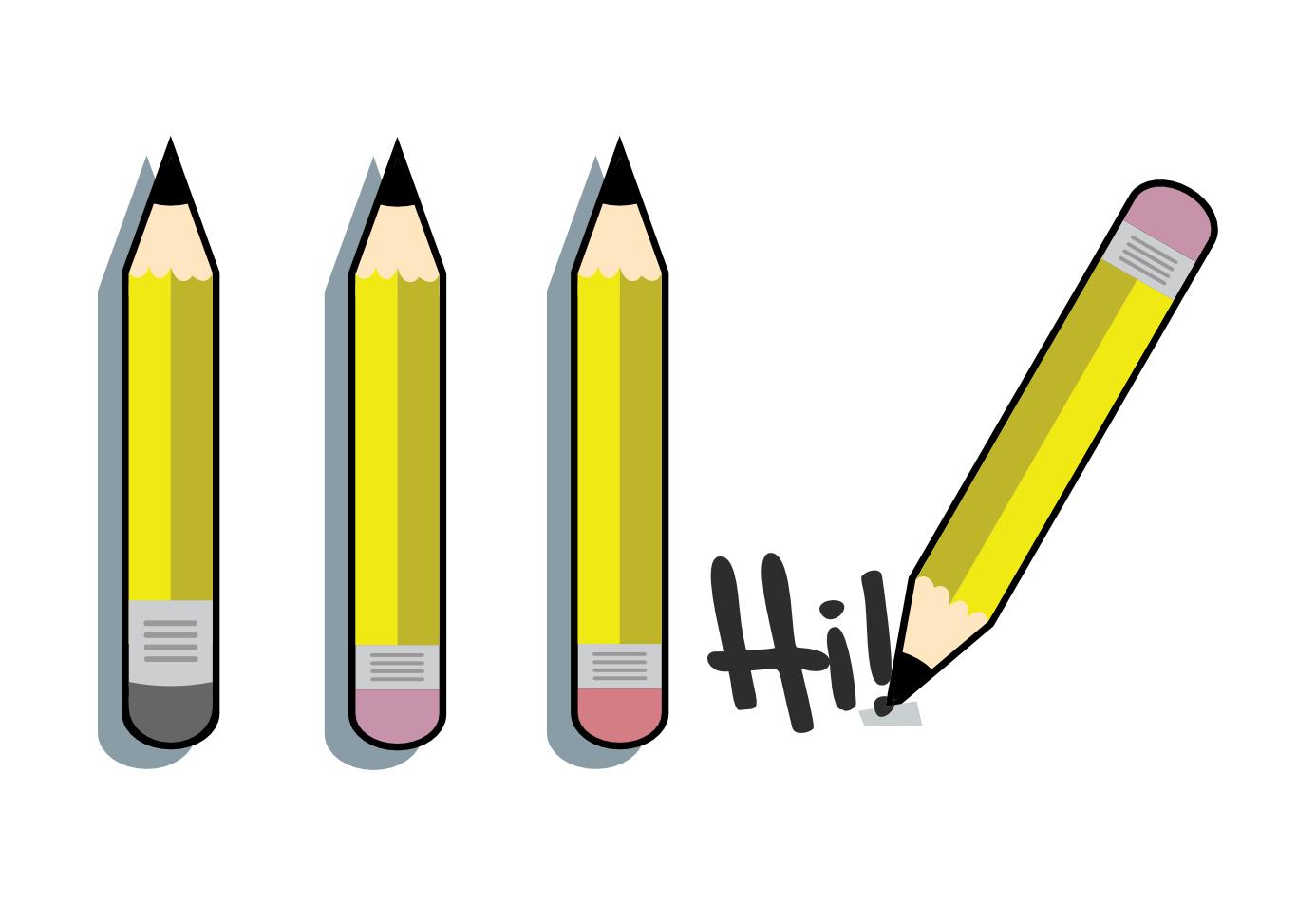 1386x953 Pencils 4 Clip Art Download