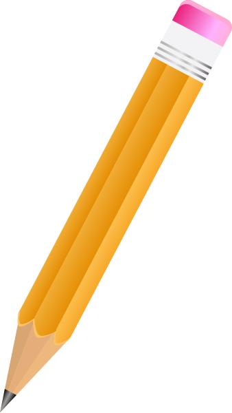 338x600 Pencils Clipart