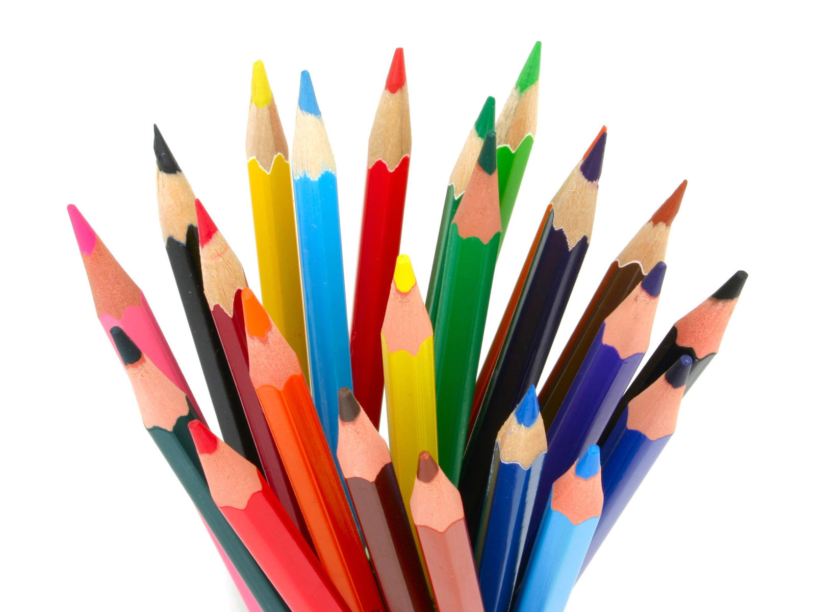 1600x1200 Pencils Images Colored Pencils Hd Wallpaper And Background Photos