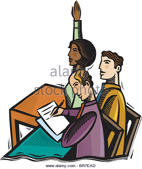 455x540 Students Reading Round Table In Stock Photos Amp Students Reading