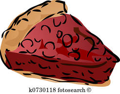246x194 Cherry Pie Clipart And Stock Illustrations. 402 Cherry Pie Vector