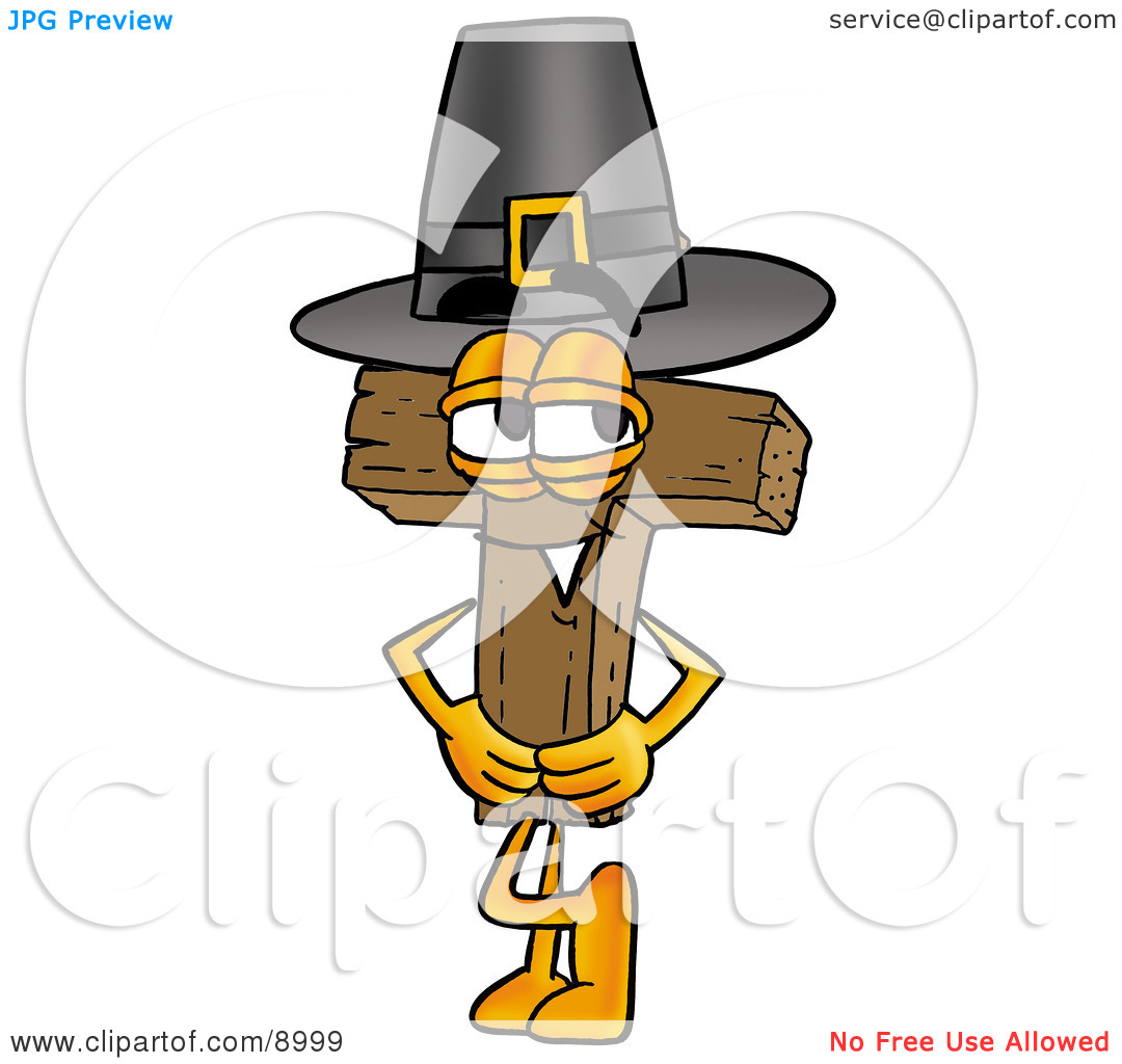 1080x1024 Pilgrims Crosses Clipart