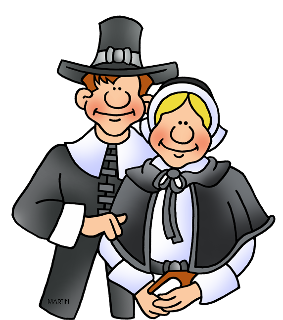 572x648 Thanksgiving Clip Art By Phillip Martin, Pilgrims Close Up