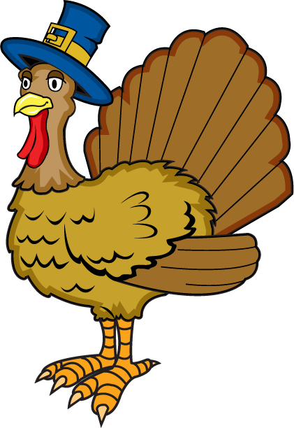 421x612 Turkey Clipart Pilgrim