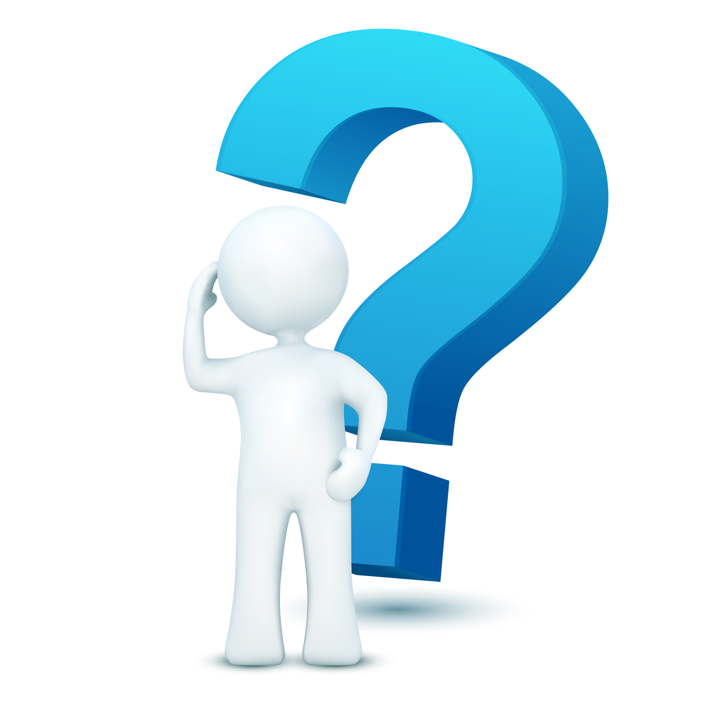 1414x1414 Clipart Of Person Asking A Question
