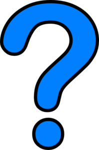 198x299 Clipart Of A Question Mark