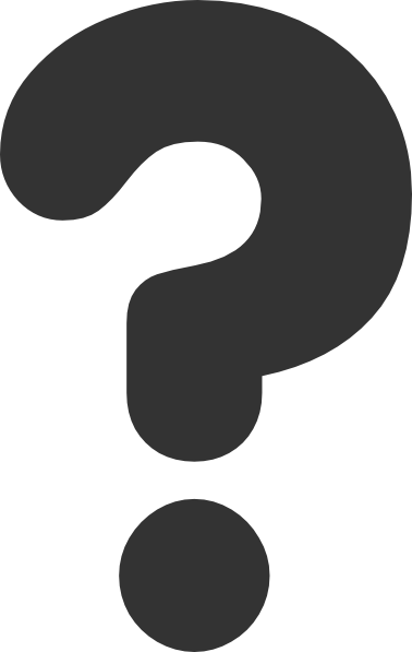 378x597 Question Mark Pictures Of Questions Marks Clipart 2