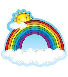 236x269 Pastel Rainbows Clipart Scrapbook Printables, Vector Rainbow