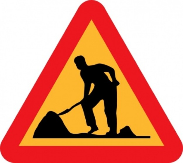 626x555 Road Signs Clipart