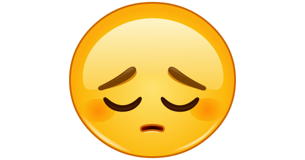 600x315 Sad Face Emoji Symbols Amp Emoticons