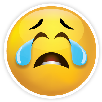329x329 Tears Clipart Sad Smile
