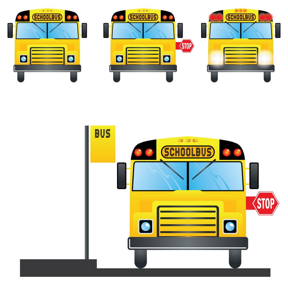 1000x1000 Clip Art Bus Stops Signs Clipart