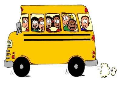 392x280 15 Best School Bus Images Cartoon Drawings