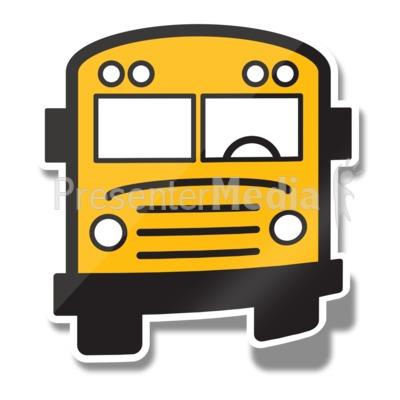 400x400 Templates Clipart Bus