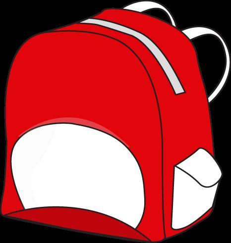 466x491 School Supplies Clip Art