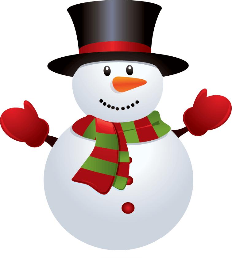 756x842 Gallery For Real Snowman Xmas Clip Clip Art