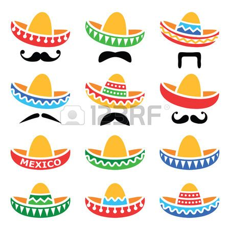 450x450 The Best Mexican Sombrero Hat Ideas Mexican