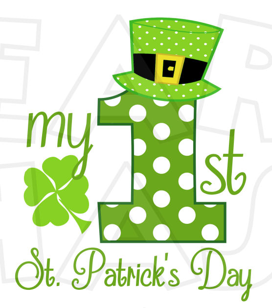 556x629 St. Patrick's Day My Heart Has Ears