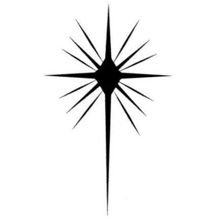 430x430 Clipart Bethlehem Star