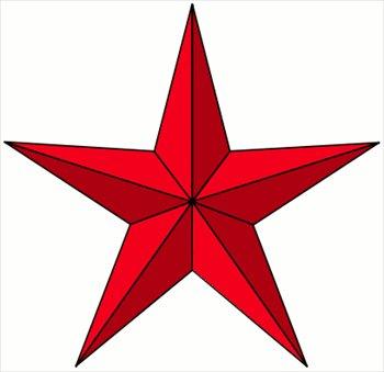 350x339 Stars Clipart Image