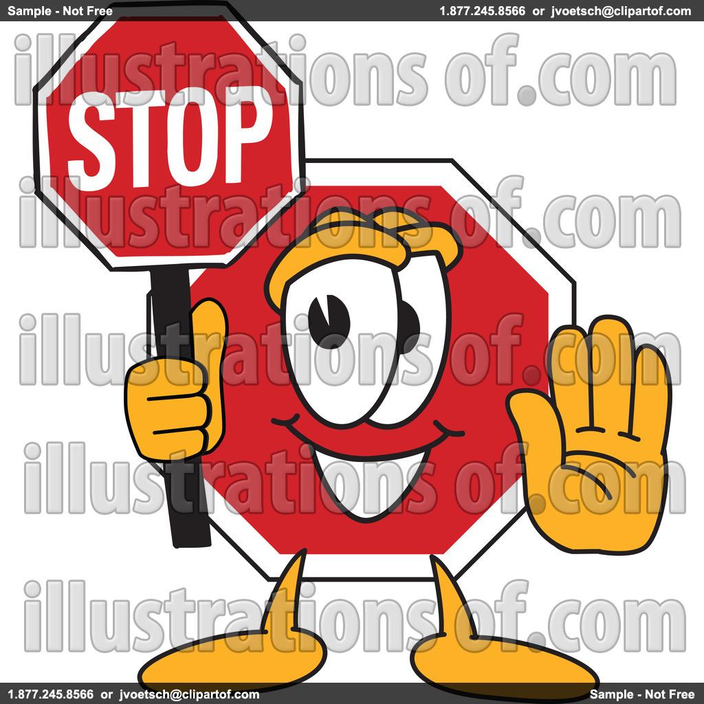 1024x1024 Stop Sign Border Clip Art