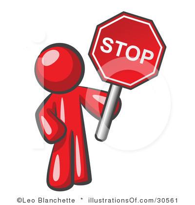 400x420 Stop Sign Clip Art Microsoft Clipart Panda