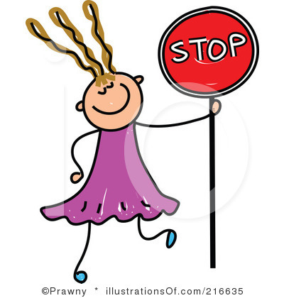 400x420 Free Stop Sign Clipart