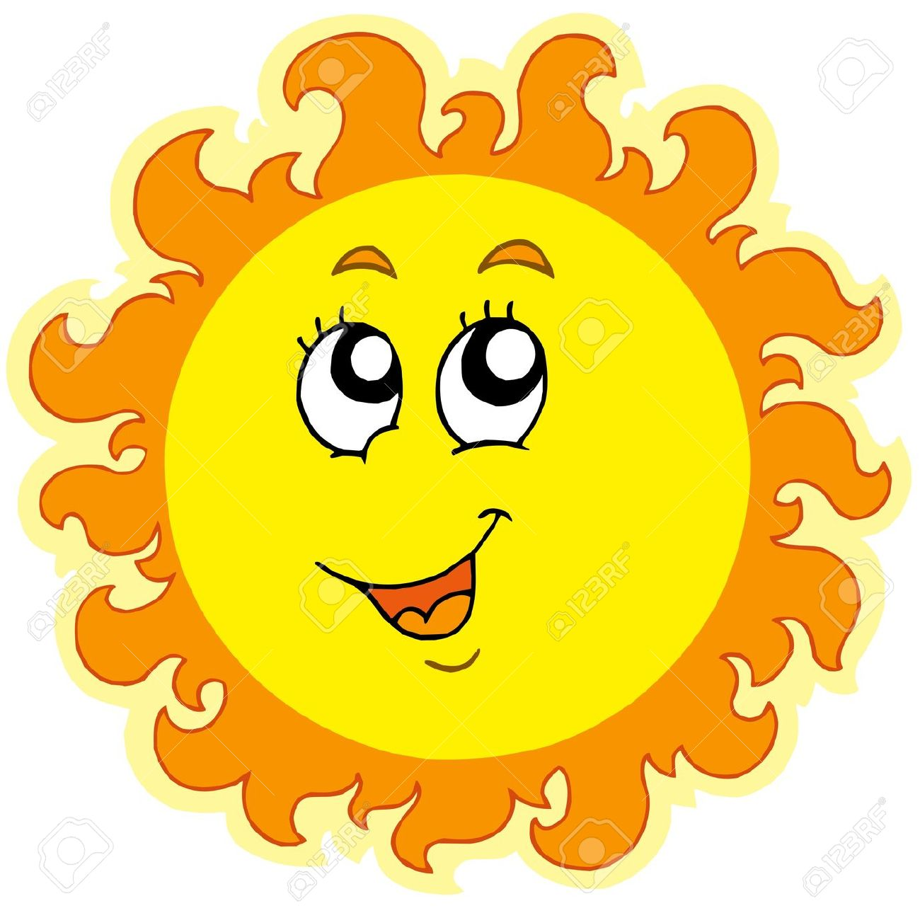 Images Of Sun Clipart