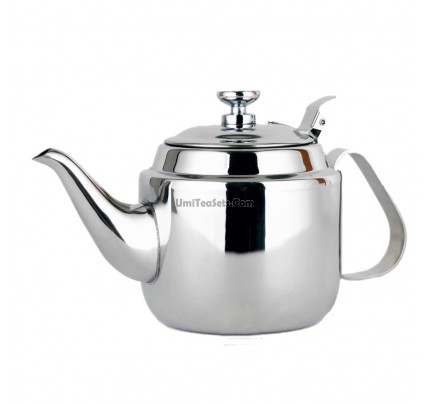 430x404 Stainless Steel Teapots