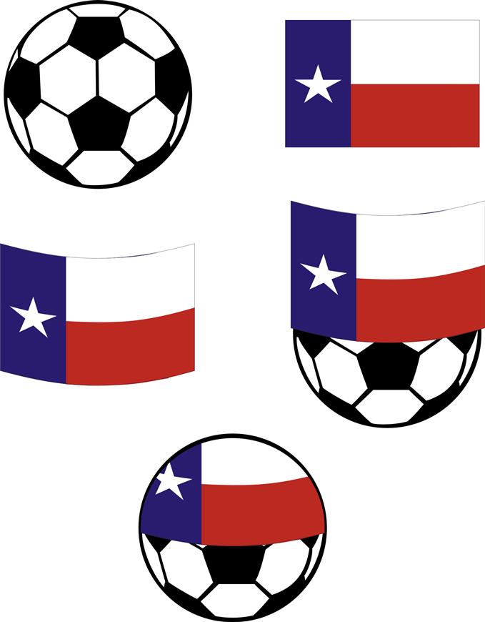 679x870 Clipart Variety Texas Clip Art Symbols Free 2