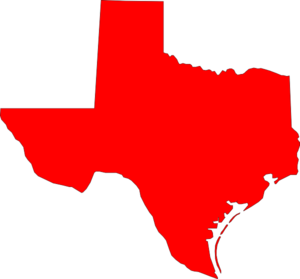 300x279 State Of Texas Clip Art
